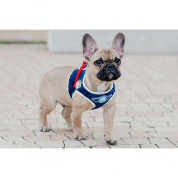 Arnés para perro Denim azul