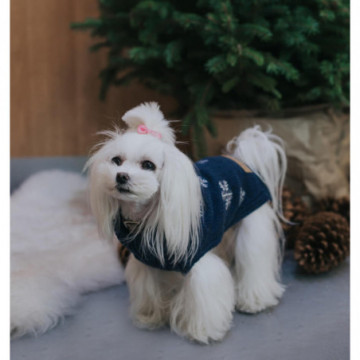 Jersey para perros Snowflake