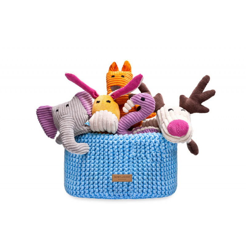 Cesta de juguetes para perro DOUBLE